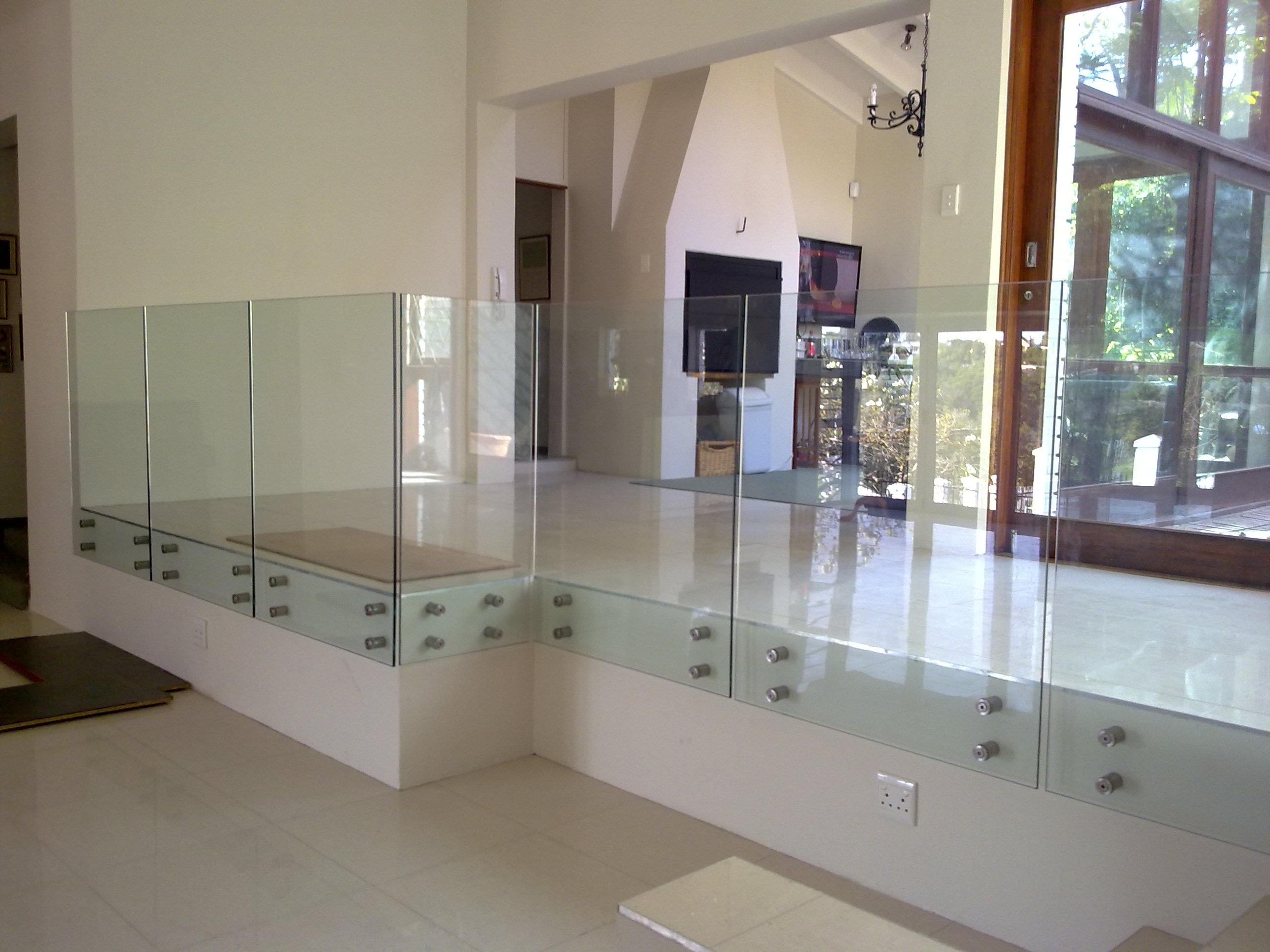 frameless glass balustrades gridline architectural products. Black Bedroom Furniture Sets. Home Design Ideas